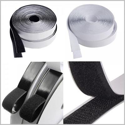 hook n loop adhesive tapes