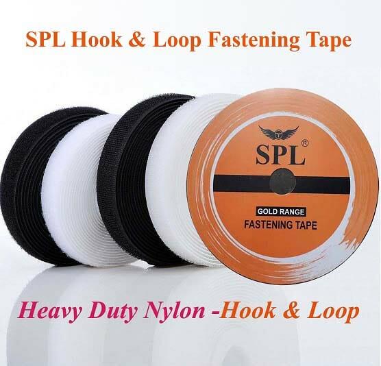 spl heavy duty nylon hook and loop