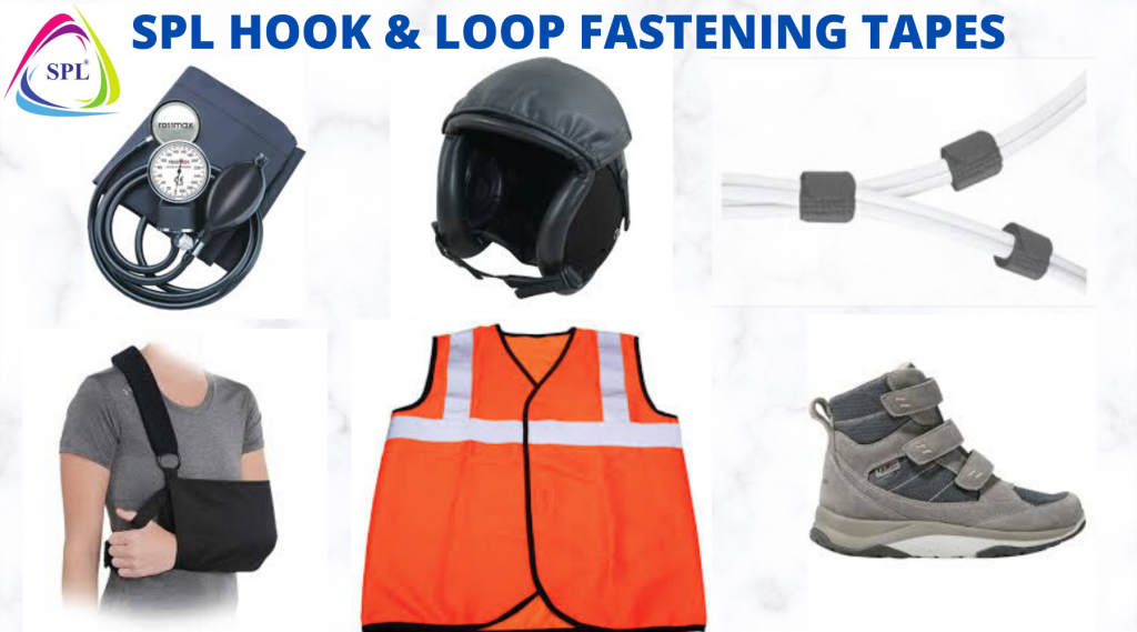 SPL Hook & Loop Fastening Tapes